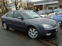 2005 FORD MONDEO 2.0 GHIA X TDCI 5d 130 BHP £1195.00