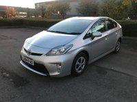 2014 TOYOTA PRIUS 1.8 HYBRID VVTI 5d AUTO 5 SEATS £12500.00
