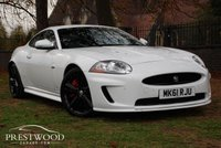 USED 2011 61 JAGUAR XKR 5.0 V8 SUPERCHARGED AUTO [510 BHP]