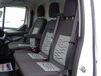 USED 2013 63 FORD TRANSIT CUSTOM 2.2 270 LIMITED LR P/V 1d 124 BHP