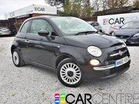2010 FIAT 500 1.2 LOUNGE DUALOGIC 3d AUTO 69 BHP £5195.00