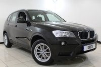 USED 2010 60 BMW X3 2.0 XDRIVE20D SE 5DR AUTOMATIC 181 BHP Sat Nav Full Service History  FULL SERVICE HISTORY + FRONT/REAR HEATED LEATHER SEATS + SATELLITE NAVIGATION + PARKING SENSOR + BLUETOOTH + CRUISE CONTROL + CLIMATE CONTROL + MULTI FUNCTION WHEEL + 17 INCH ALLOY WHEELS