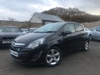 USED 2012 62 VAUXHALL CORSA 1.2 SXI AC 5d **p/x to clear**
