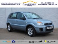 USED 2008 08 FORD FUSION 1.6 ZETEC CLIMATE 5d 100 BHP 0%Deposit Finance Available Buy Now Pay Later