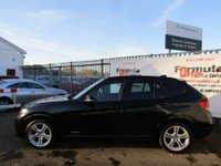 USED 2013 13 BMW X1 2.0 18d M Sport xDrive 5dr 2 OWNERS+FULL MOT+HISTORY