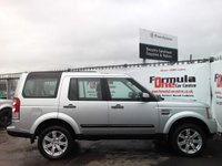 USED 2011 11 LAND ROVER DISCOVERY 3.0 TD V6 XS 4X4 5dr FULL MOT+GREAT SPEC+VALUE