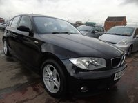 2005 BMW 1 SERIES 2.0 118D SPORT FULL SERVICE DRIVES WELL £2100.00