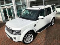USED 2015 15 LAND ROVER DISCOVERY 4 3.0 SDV6 HSE 5d AUTO 255 BHP