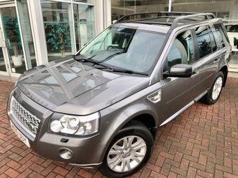 2010 LAND ROVER FREELANDER 2 2.2 TD4 HSE 5d AUTO 159 BHP £SOLD
