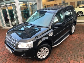 2011 LAND ROVER FREELANDER 2 2.2 TD4 XS (WINTER PACK) 5d 150 BHP £11250.00