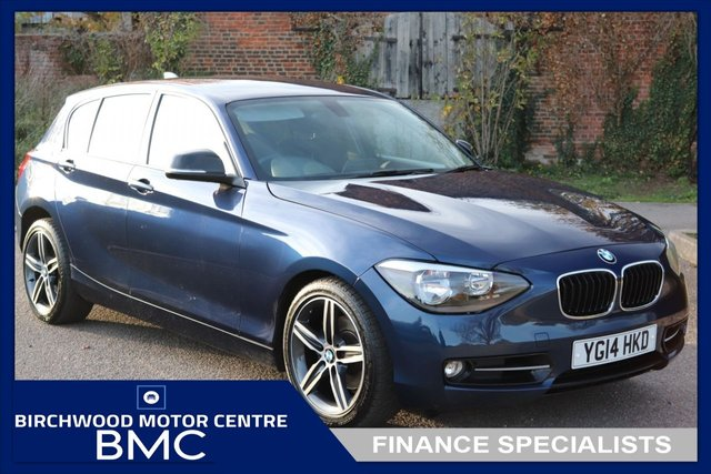 View our BMW 1 SERIES