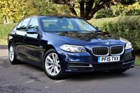 2015 BMW 5 SERIES 2.0 520D SE 4d AUTO 188 BHP £SOLD