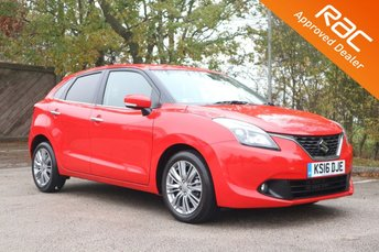 View our SUZUKI BALENO