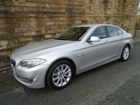 USED 2012 BMW 5 SERIES 2.0 520D EFFICIENTDYNAMICS 4d 181 BHP