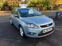USED 2009 09 FORD FOCUS 1.6 ZETEC 5d 100 BHP CADE CARS LTD. Established for over 25 years.