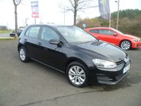 2013 VOLKSWAGEN GOLF 1.4 SE TSI BLUEMOTION TECHNOLOGY DSG 5d 120 BHP £9250.00