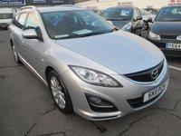 2011 MAZDA 6 2.0 AUTOMATIC ESTATE TS2 5d 155 BHP £5395.00