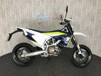 2016 HUSQVARNA 701 701 SUPERMOTO ABS MODEL LOW MILES ONLY 648 FROM NEW 2016 66  £6990.00