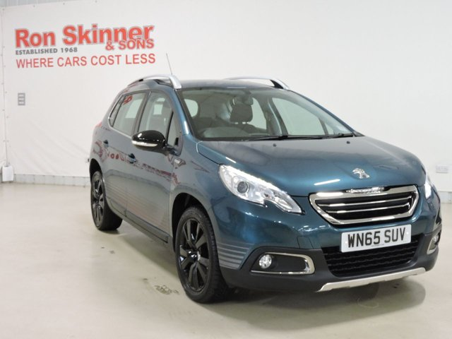 View our 2015 65 PEUGEOT 2008 1.6 BLUE HDI S/S URBAN CROSS 5d 100 BHP