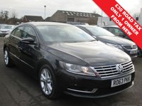 USED 2013 63 VOLKSWAGEN CC 2.0 TDI BLUEMOTION TECHNOLOGY 4d 138 BHP LOCKABLE, ILLUMINATED AND COOLED GLOVEBOX