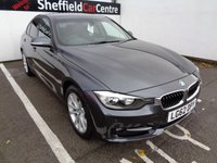 USED 2012 62 BMW 3 SERIES 2.0 320D SPORT 4d AUTO 184 BHP £248 A MONTH CRUISE CONTROL CLIMATE CONTROL ELECTRIC WINDOWS AND MIRRORS REAR PARKING SENSORS SUPPLIED WITH SERVICE