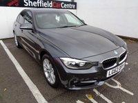 2012 BMW 3 SERIES 2.0 320D SPORT 4d AUTO 184 BHP £11675.00