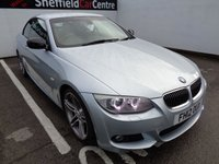 2012 BMW 3 SERIES 2.0 320D SPORT PLUS EDITION 2d 181 BHP £9675.00