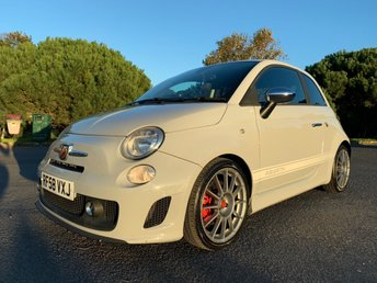 2009 ABARTH 500 1.4 ABARTH ESSESSE 3d 160 BHP £5995.00
