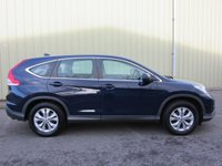 USED 2013 62 HONDA CR-V 2.0 I-VTEC SE 5d 153 BHP 4X4