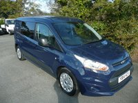 USED 2014 14 FORD TRANSIT CONNECT 1.6 230 TREND DCB 1d 94 BHP