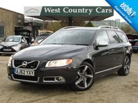 USED 2013 62 VOLVO V70 2.0 D4 R-DESIGN 5d 161 BHP Spacious And Safe Family Estate