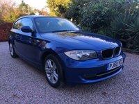2011 BMW 1 SERIES 2.0 120D SE 3d AUTO 175 BHP £SOLD