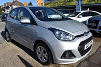 USED 2017 17 HYUNDAI I10 1.0 SE 5d 65 BHP STILL UNDER WARRANTY
