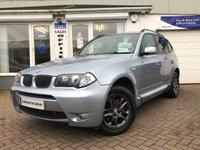 2004 BMW X3 2.0 D SE 5d 148 BHP £3975.00