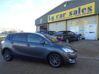 USED 2016 65 TOYOTA VERSO 1.6 D-4D TREND 5d 122 BHP
