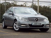 2014 MERCEDES-BENZ C CLASS 1.6 C180 BLUEEFFICIENCY EXECUTIVE SE 4d AUTO 154 BHP £12969.00
