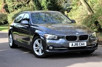 2016 BMW 3 SERIES 2.0 330E SPORT 4d AUTO 181 BHP £SOLD