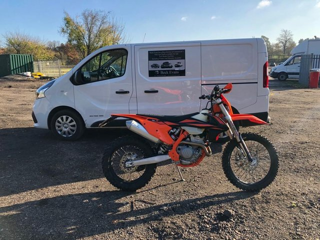 View our KTM 250 EXC-F