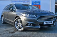 USED 2015 15 FORD MONDEO 2.0 TITANIUM TDCI Great High Spec 5d Family Estate ***ONE OWNER FROM NEW***