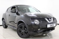 USED 2016 16 NISSAN JUKE 1.6 TEKNA XTRONIC 5DR AUTOMATIC 117 BHP 1 Owner Full Service History  FULL SERVICE HISTORY + LEATHER SEATS + SAT NAVIGATION + REVERSE CAMERA + BLUETOOTH + CRUISE CONTROL + CLIMATE CONTROL + MULTI FUNCTION WHEEL + DAB RADIO + 18 INCH ALLOY WHEELS