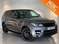 2015 LAND ROVER RANGE ROVER SPORT AUTOBIOGRAPHY DYNAMIC [PAN][HUGE SPEC] £41987.00