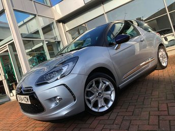 2014 CITROEN DS3 1.6 THP DSPORT 3d 156 BHP £7450.00