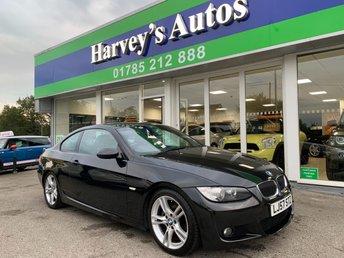 2007 BMW 3 SERIES 3.0 325D M SPORT 2d AUTO 195 BHP £5200.00