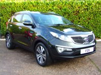 USED 2011 60 KIA SPORTAGE 2.0 FIRST EDITION 5d 160 BHP