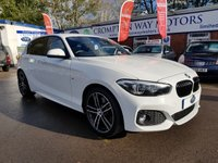 USED 2018 18 BMW 1 SERIES 1.5 118I M SPORT SHADOW EDITION 5d 134 BHP 0% FINANCE AVAILABLE PLEASE CALL 01204 317705