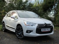 USED 2014 64 CITROEN DS4 2.0 HDI DSPORT 5d  **GREAT LOOKING HATCHBACK**