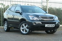 2009 LEXUS RX 3.3 400H LIMITED EDITION EXECUTIVE 5d AUTO 208 BHP £12969.00