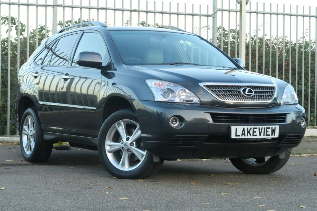 USED 2009 58 LEXUS RX 3.3 400H LIMITED EDITION EXECUTIVE 5d AUTO 208 BHP