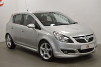 USED 2009 58 VAUXHALL CORSA 1.6 SRI A/C 5d 148 BHP FULL BODY KIT + LOW MILES + SERVICE HISTORY + GREAT CAR!!!