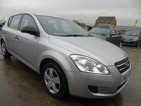 2009 KIA CEED 1.4 S 5d FULL SERVICE DRIVES A1  £1795.00